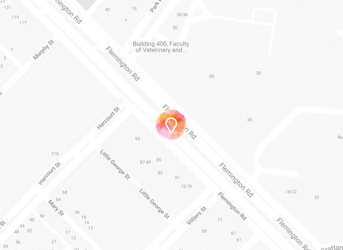 Tess on Google Maps